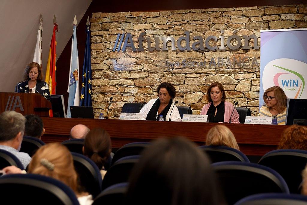 2019 - 45ª Reunión Anual SNE. Conferencia WiN en Vigo