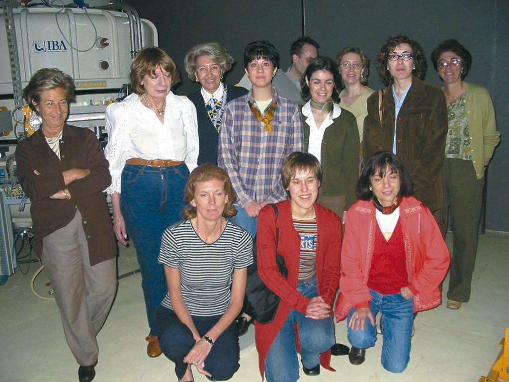 2004 - Visita IONMED