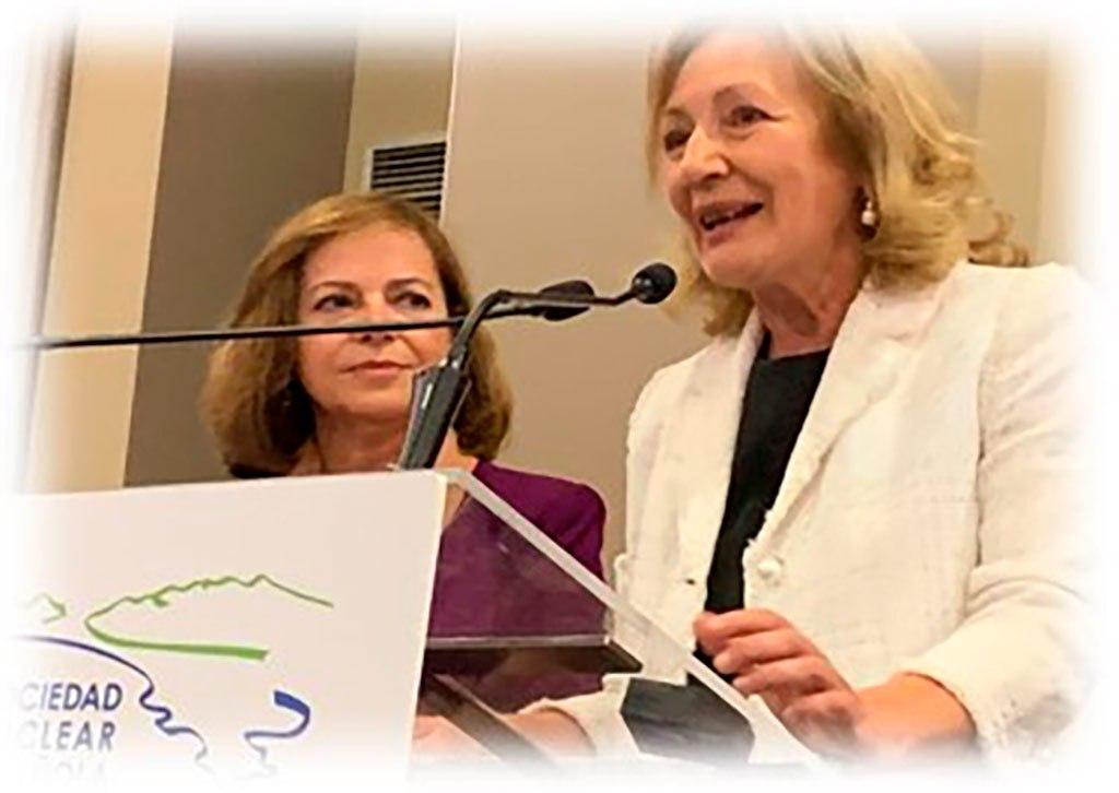 2019 - Premio WiN a la vicepresidenta del CSN