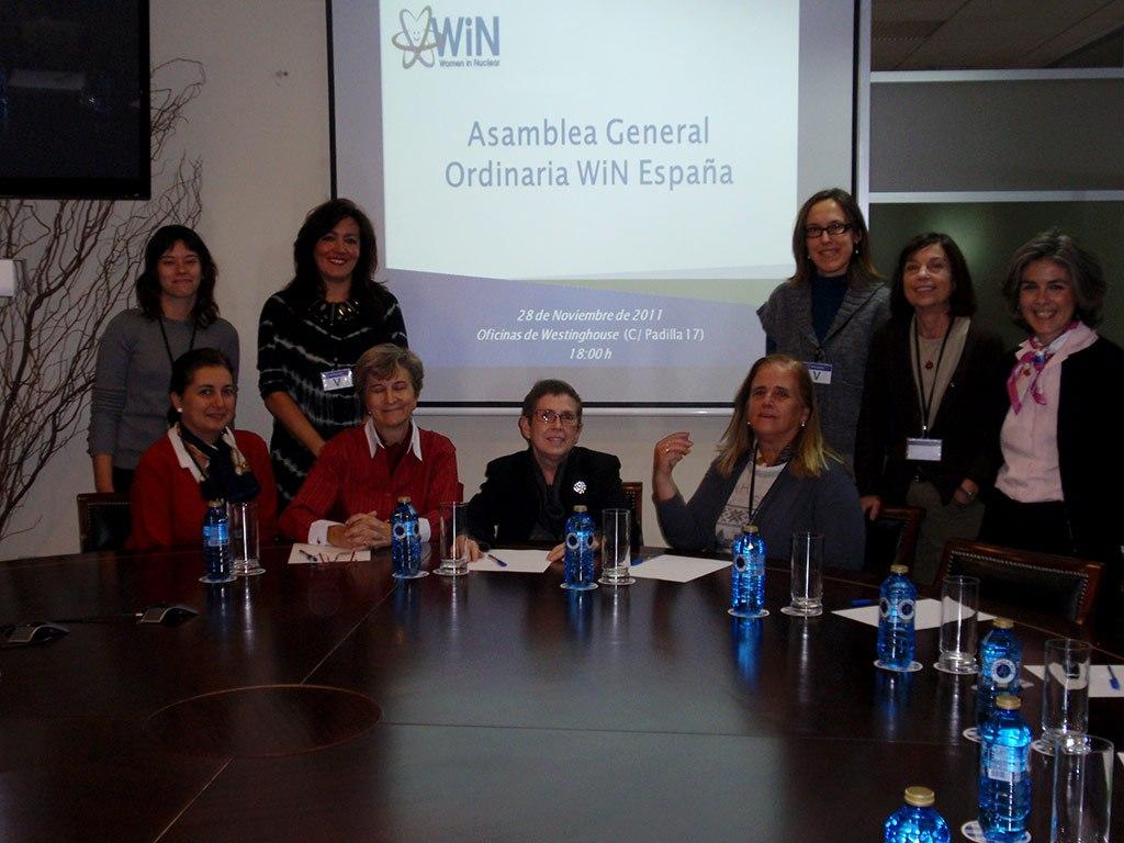 2011 - Asamblea General Ordinaria WiN
