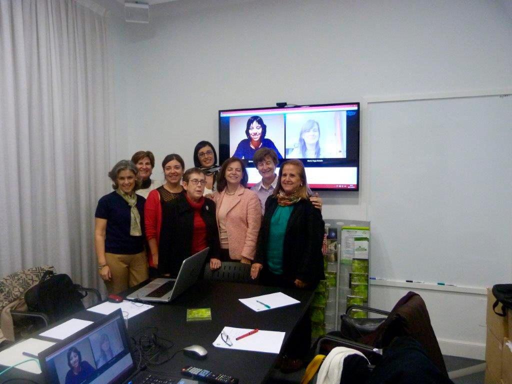 2014 - Reunión telemática
