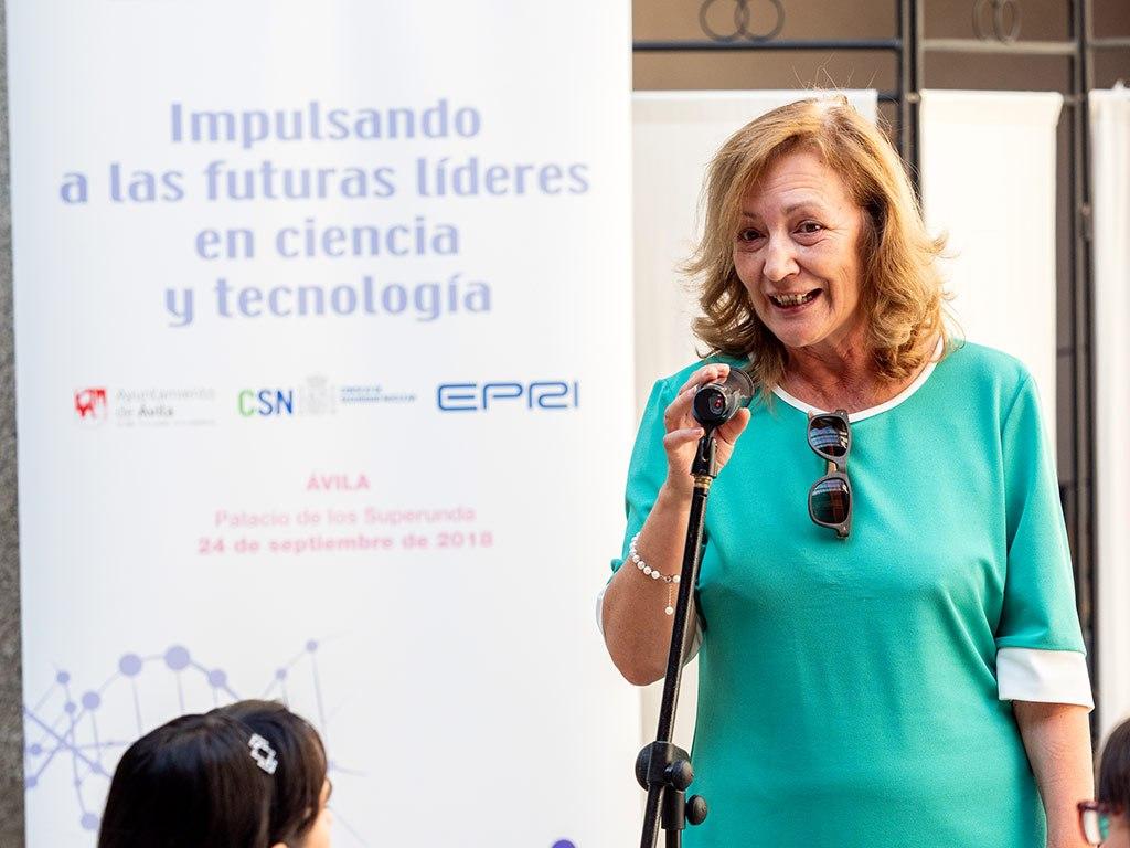 2018 - Mentoring WIN/NEA en Ávila