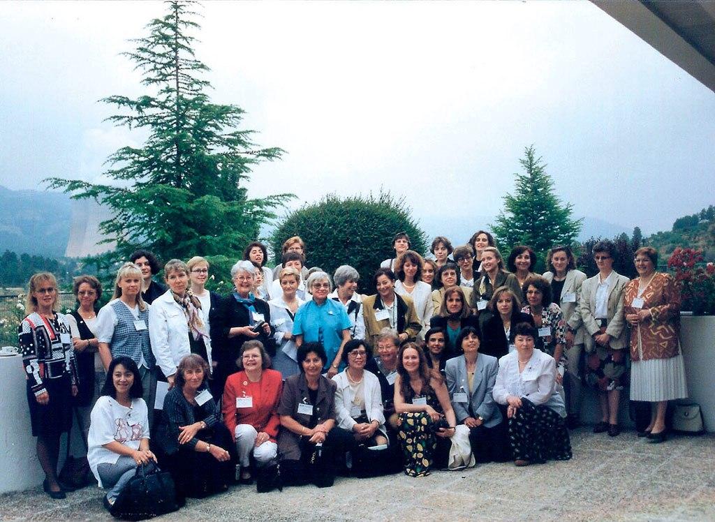 1997 - Primer WiN Global en España. Valencia