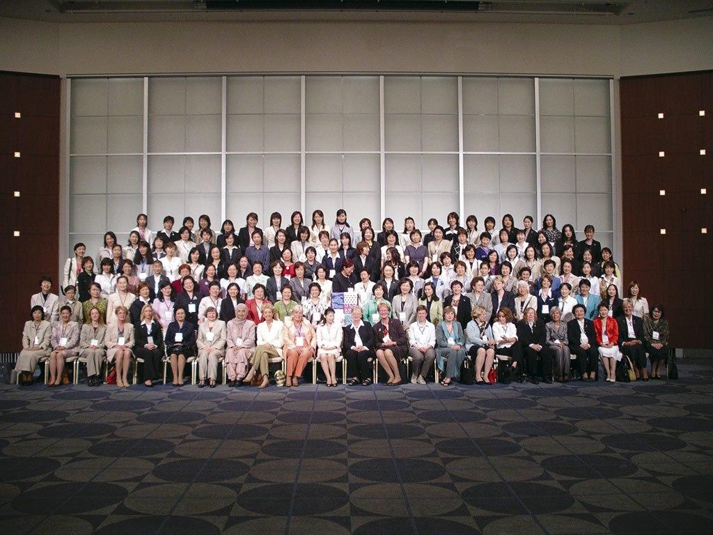 2004 - WiN Global en Japón