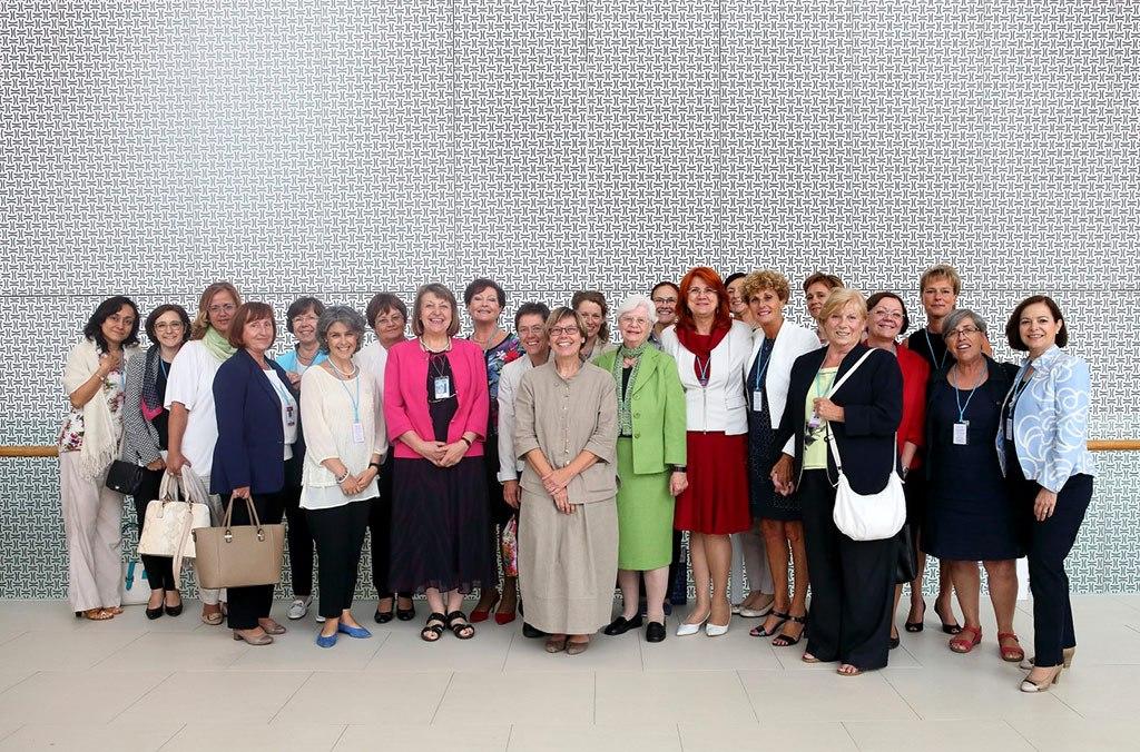 2015 - Con la presidenta WiN Global Viena