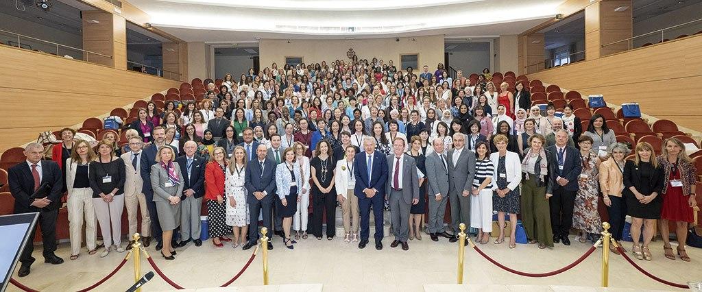 2019 - Foto de familia en WIN Global Madrid